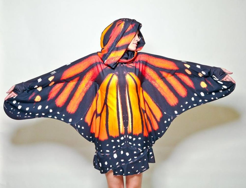 Butterfly Dress: The Making and Display at Rosewood Art Center
