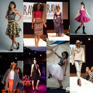 Gonbananas clash fashion show