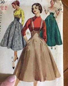 Tracy McElfresh Skirt 1950s