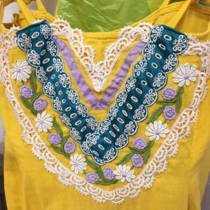 Viking Apron Dress Tracy McElfresh