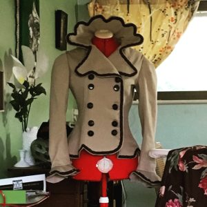 Tracy McElfreash Tracysews Blog Victorian Suit Making