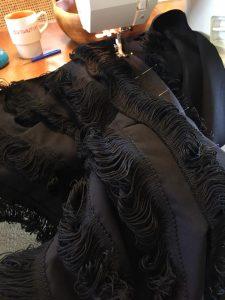 Tracysews Flapper Fringe Dress