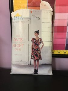 Day of the Dead Dress with Date Night Dress by Tracy's Sewing Studio LLC