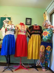 Tracy McElfresh Frida Inspired Dresses