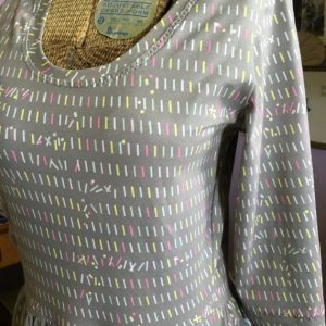 Soft Modern Knit Dress