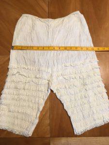 Vintage Petticoat Pants