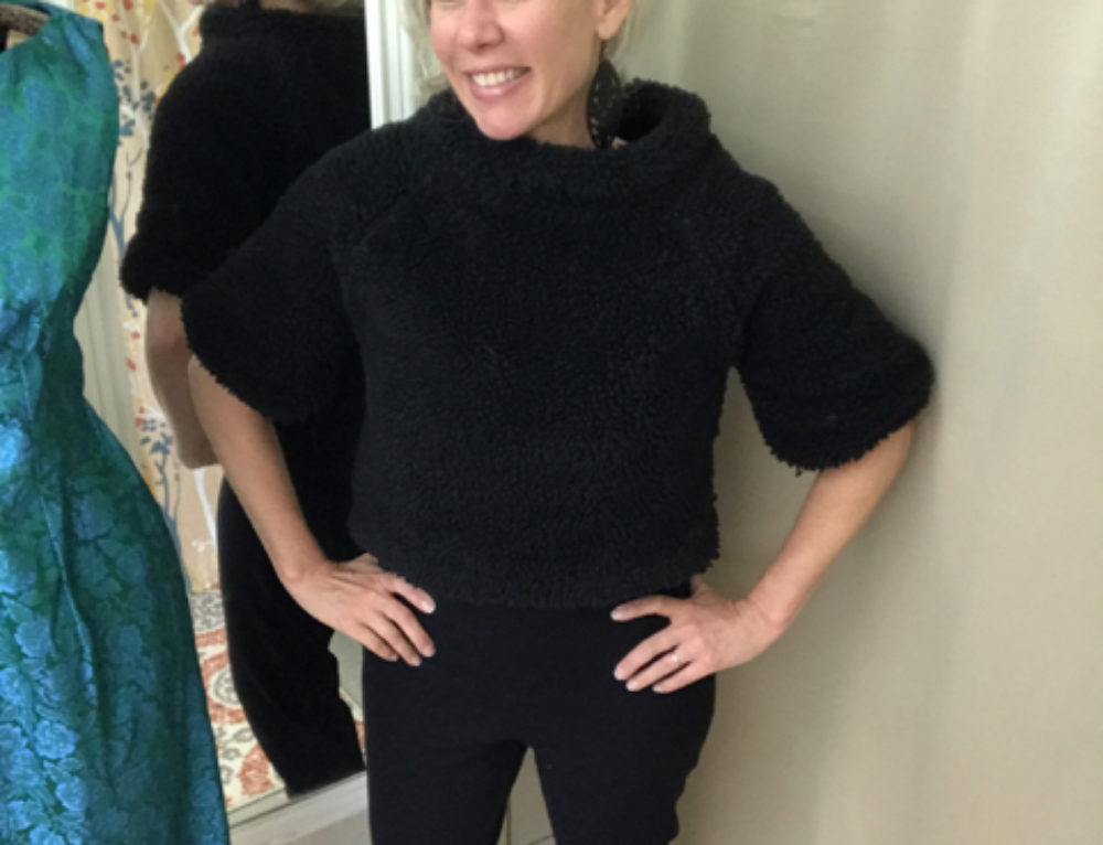 Sewing Fun With Faux Fur by Tracy McElfresh