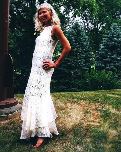 Tracys McElfresh Wedding Dress