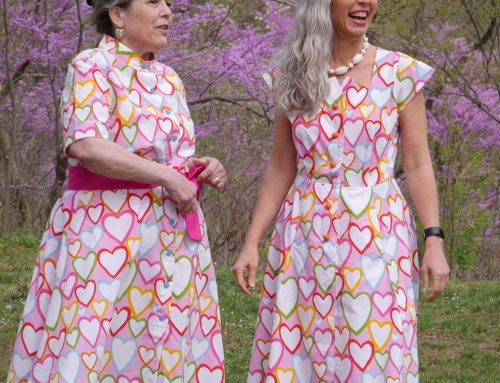 Five Easy Tips to Sew Your Own Vintage Clothing
